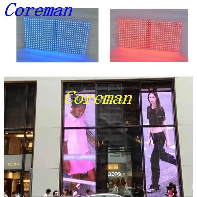 hot selling smd dip led digital signage display transparency led display p10 p8 p6 p5 p4 p3