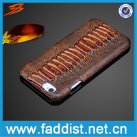 wholesale OEM leather smart phone case for iphone 6s plus