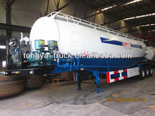 China best-selling bulk cement tanker trailer truck
