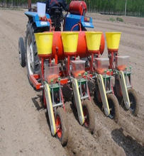 bean planting machine