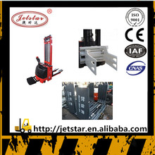 Heavy Duty electric Reach stacker Adjust Bale Clamp