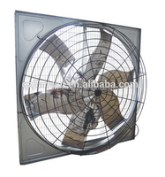 Greenhouse Ventilation Vacuum Cooling Fan