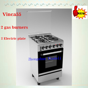 Electric oven 110V 4 burner Appliance Cooking Range domestic table top gas oven in Zhongshan