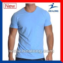 Healong Custom Made Wholesale Most Popular Color T-Shirt