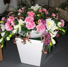 PU material decorative artificial flower/fake calla lilies