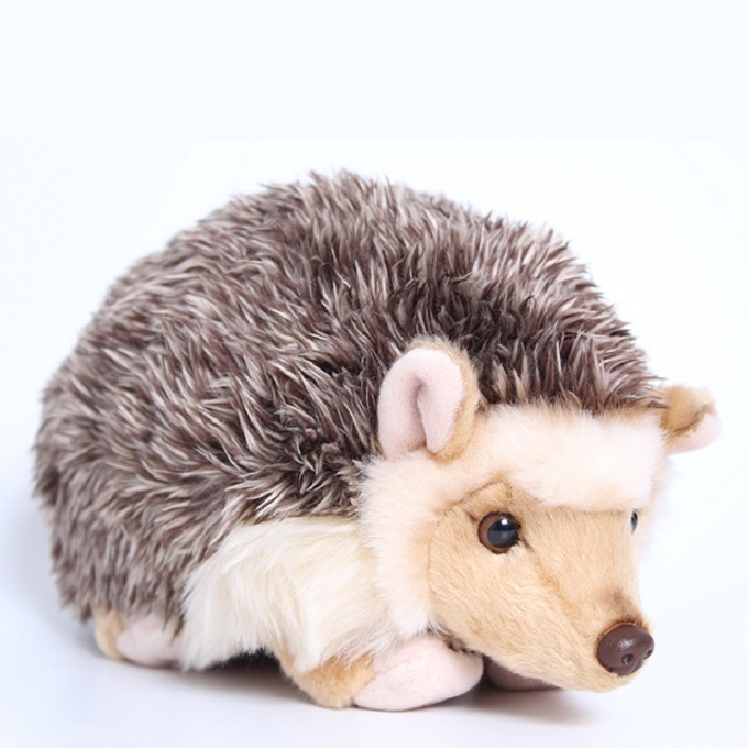 Kids Cute Hedgehog Plush Stuffed <strong>Animal</strong>