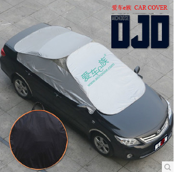 2014 new retractable car cover made in china