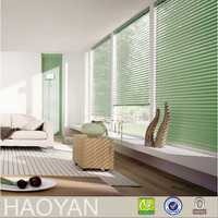 Blackout vertical blind and roller blind fabric