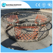 Customized Best Quality Canada USA Dungeness King Crab Traps With Reasonable Price