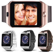 2017 New Unisex Fashion Smart Watch,Bluetooth Smart Watch Phone support Micro SIM Card