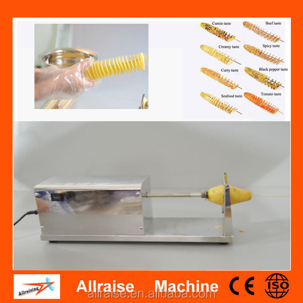 Stainless Steel Commerical Electric Spiral Potato Cutter