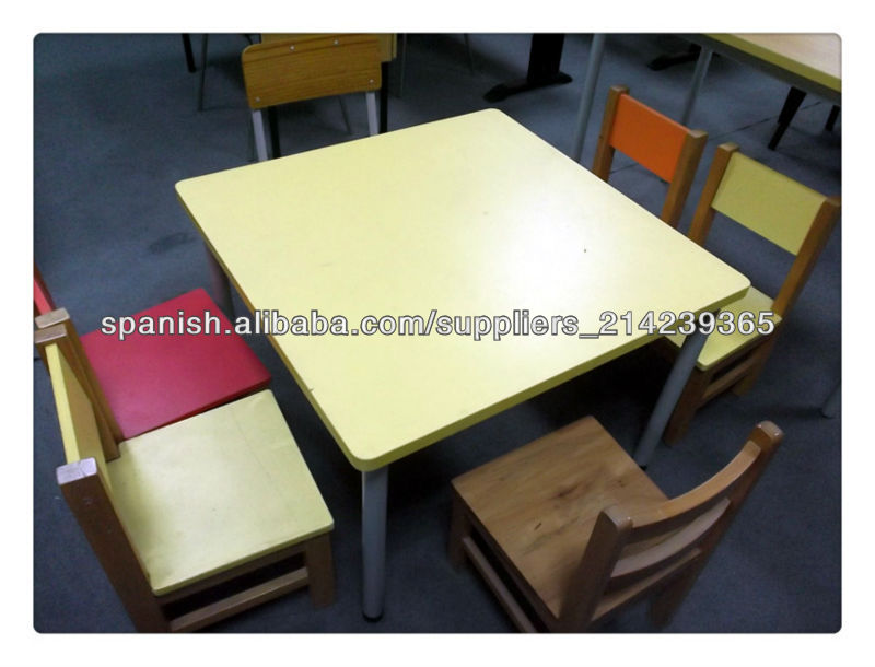 Mesa y sillas para ni os estudiar mesa para ni os sets para la escuela identificaci n del - Sillas para estudiar ...