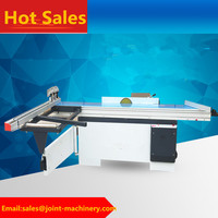 Professional used sliding table panel saw with CE certificate