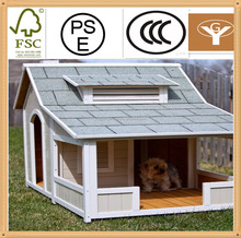 2016 roof wooden dog house medium