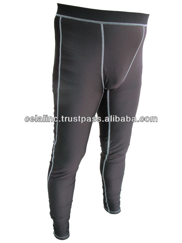 Lycra Compression Trouser