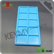 ISO approved long plastic tray with Rohs certifications