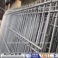 2014 Factory galvanized and power coated Double wire fence (Professional ,Since 1989 )