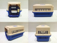 Small size dog transport crate wholesale supplier