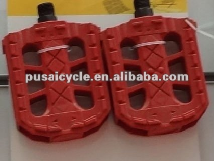Hot Sell cheap Durable red bike pedal for sale