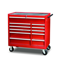 Heavy duty widely used high quality cheap metal tool cabinet with wheels