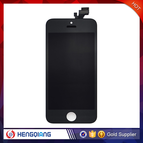 High quality lcd screen for iphone 5, for iphone 5 lcd digitizer assembly
