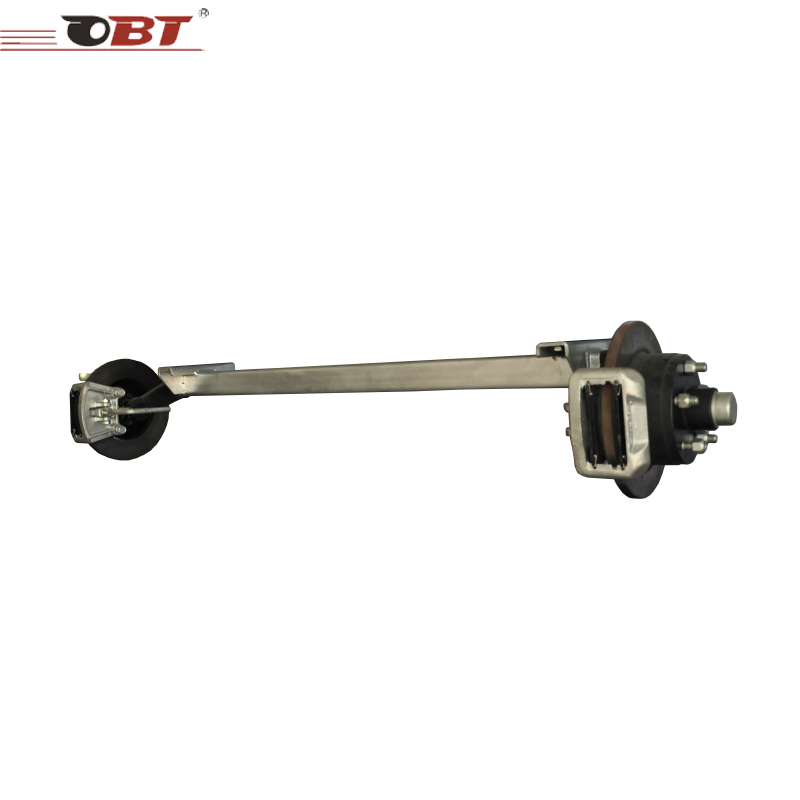 Whole sale OBT new Dacromet standard harley trailer torsion <strong>axle</strong> with factory price