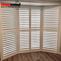 Pvc Adjustable Louvered Shutter