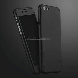 2 in 1 Full Body Protective PC hard Case for iPhone 6/6s/6 plus/6s plus