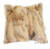 CX-D-17 Home Decoration Pillow Patchwork Real Rabbit Fur Cushion & Pillow Cover