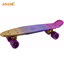 wholesale fish skateboard glow in the dark cruiser plastic