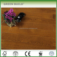 Stained color Distressed Oak flooring home depot floors