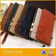 new arrival high grade flip high quality pu and shockproof case for iphone 6s