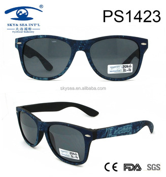 2017 newest style best seller PC sunglasses for wholesale