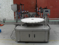 Automatic anti-mosquito spray insect repellent Liquid Filling and Capping Machine