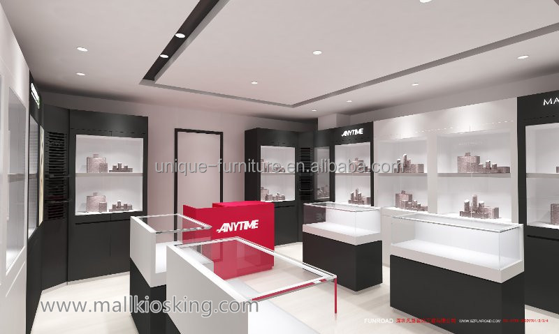 Top End Jewelry Shop Interior Design In Hd 3d Max Effective Images