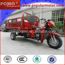 2013 Hot New Popular Petrol Cargo Aluminum Adult Tricycle