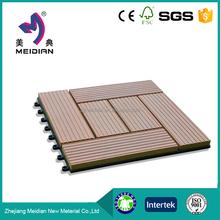Light weight laminate wooden impervious flooring