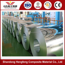 Small spangle hot dipped galvanized steel coil or sheet