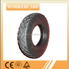 Wheel barrow tire 400x8