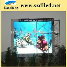 more discount!!!high quality p20 dip outdoor full color led air-conditioner display