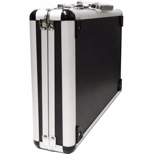 KINGLION professional aluminum instrument case tool box
