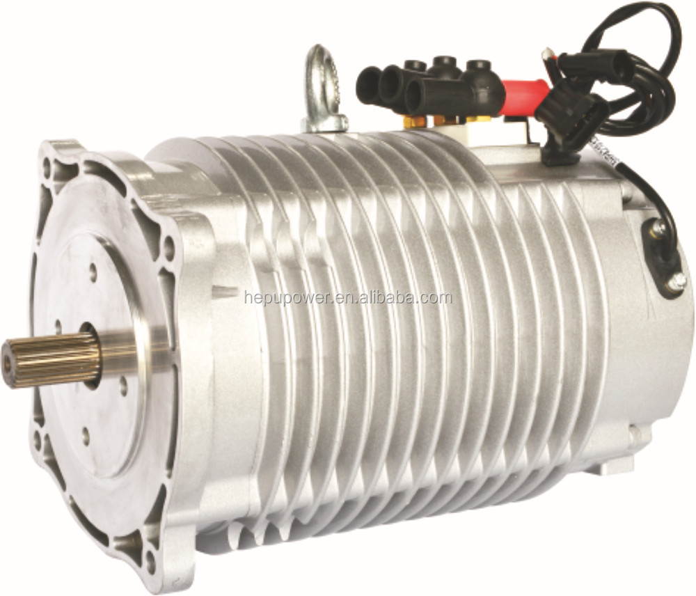 ac motor 3000 rpm high efficiency for eletric car HPQ13.5-96(24N)