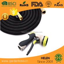 25 50 75 100 Feet Expandable Flexible Garden Water Hose w/ Spray Nozzle Water Hose Pip Green Expandable Pocket Garden Hose