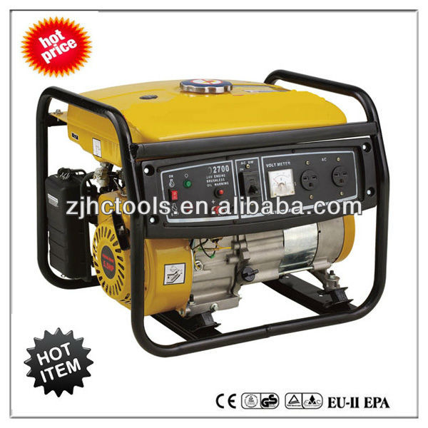 2KW gasoline generator with honda engine power generation