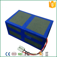rechargeable 72v 35ah li ion 18650 lifepo4 battery pack for EV