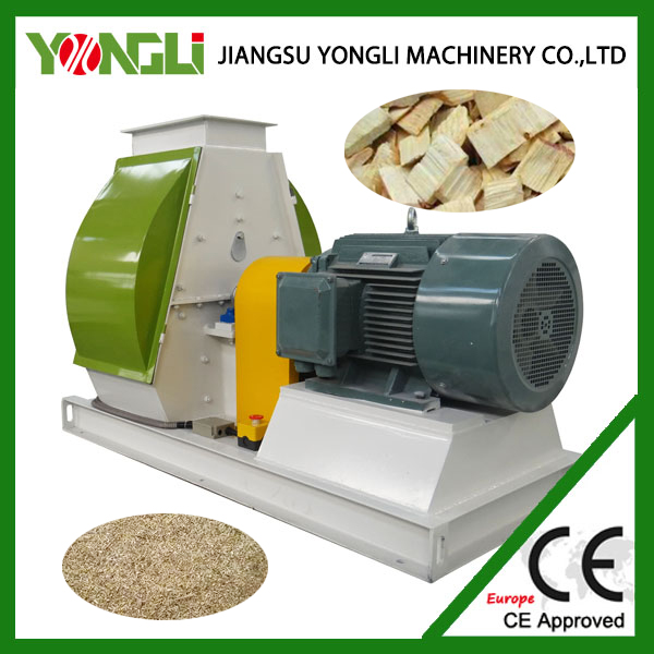Attractive Price wood hammer mill with cyclone
