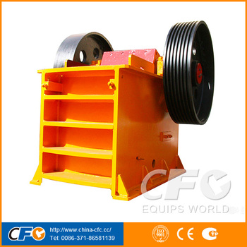 Low Cost New Concrete Jaw Crusher Price in Philippines
