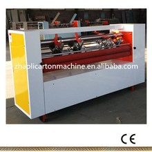 Paperboard Thin Blade Slitter / Corrugated Cardboard Thin Blade Slitter Scorer / Carton Box Manufacturing Machine