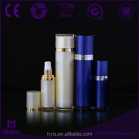 20ml 35ml 120ml 140ml acrylic cylinder container