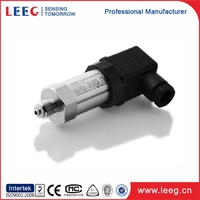 process control pressure gauge with sensor